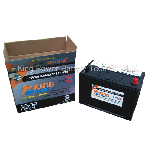 What Mineral Is A Car Battery Made Of