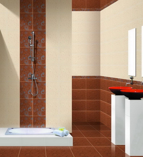 Mexican Tiles: Talavera Tiles for Bath, Kitchen & Stairs