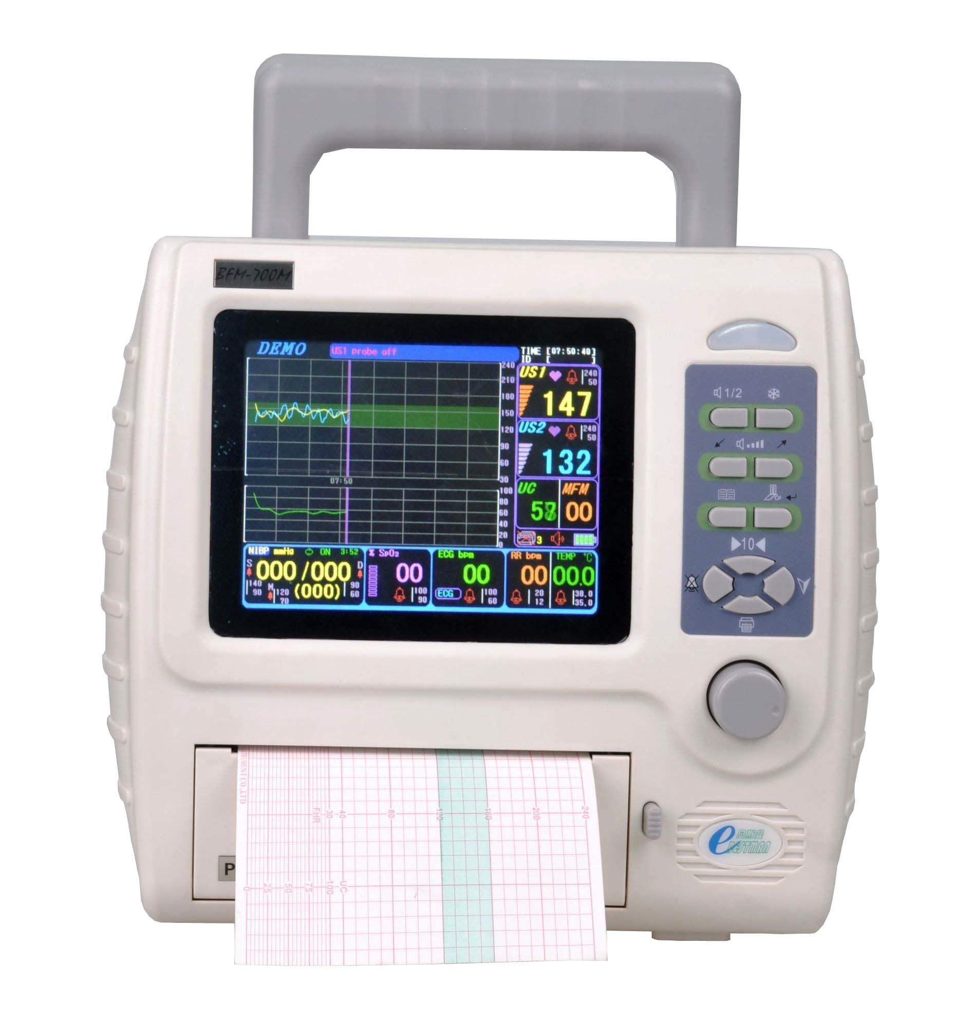 Fetal / Maternal Monitor (BFM-700M) - China Fetal Monitor,Fetal ...
