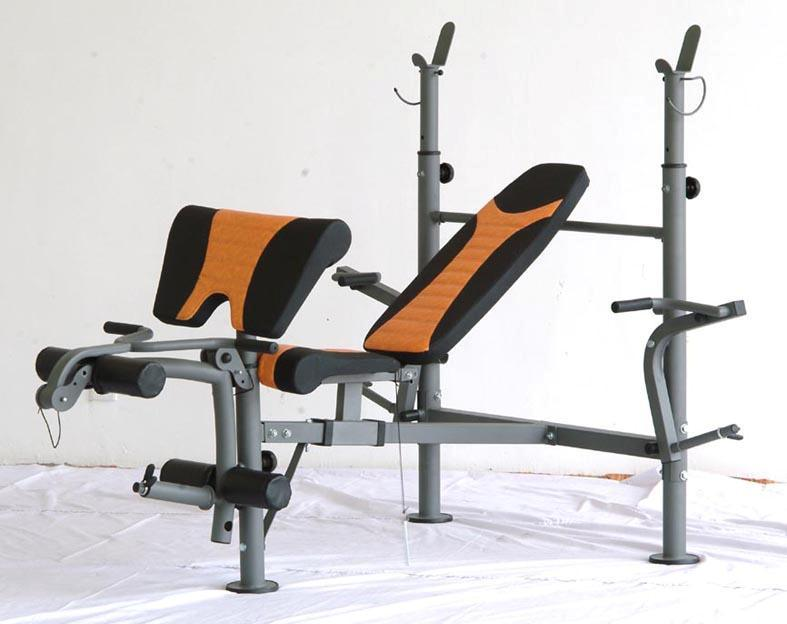 China Weight Lifting Bench Sj2007 4 China Weight Lifting Bench Weight Bench