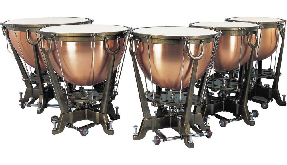 Professional Copper Concert Timpani