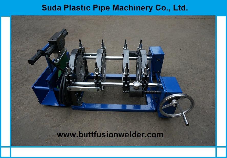 Sud250mz-4 HDPE Pipe Manual Butt Fusion Welding Machine