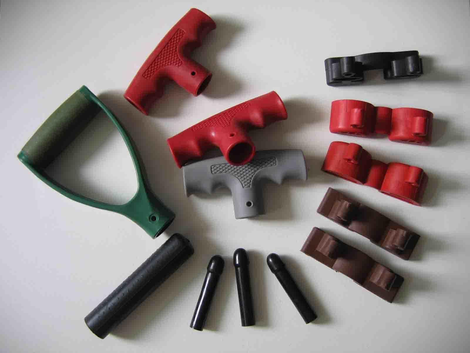 Rubber Plastic Handle Grip