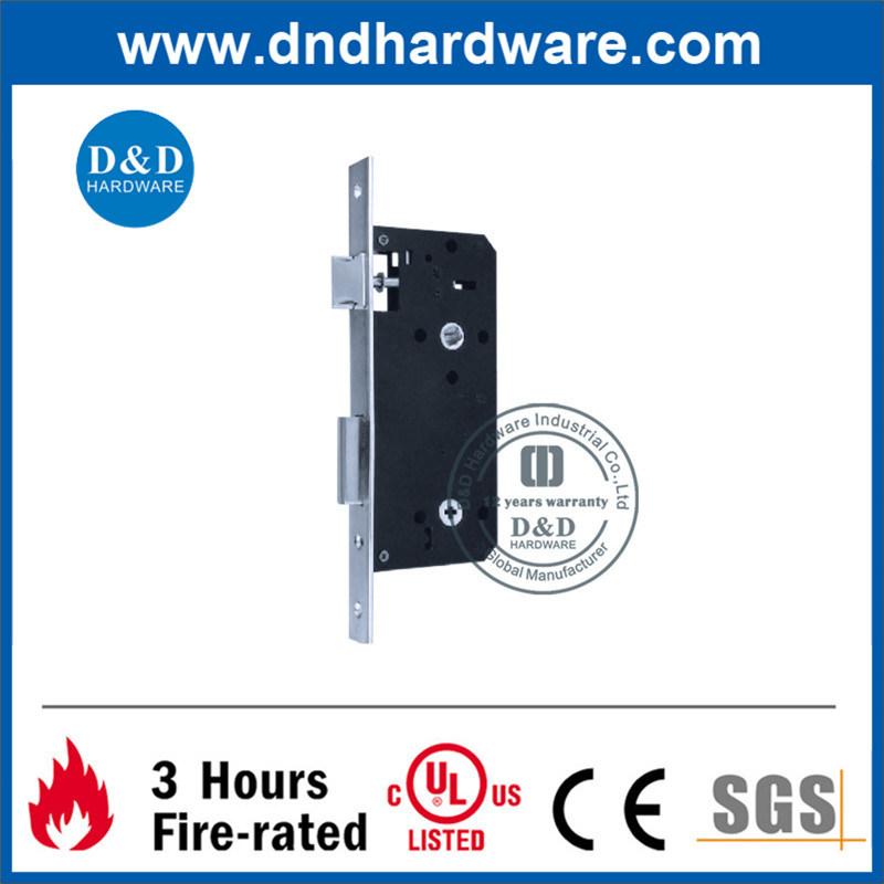 Furniture Hardware Brass Mortise Lock for Interior Door (DDML006)