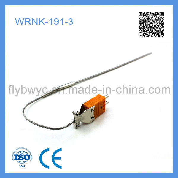 Wrnk-191-3 Type K Thermocouple with Plug