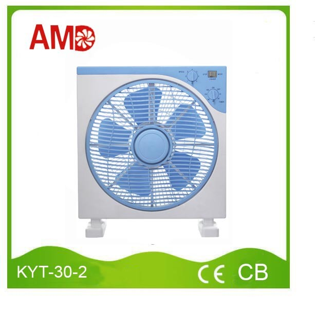 "Hot-Sale Cheapest Price 12"" Box Fan (KYT-30-2)"