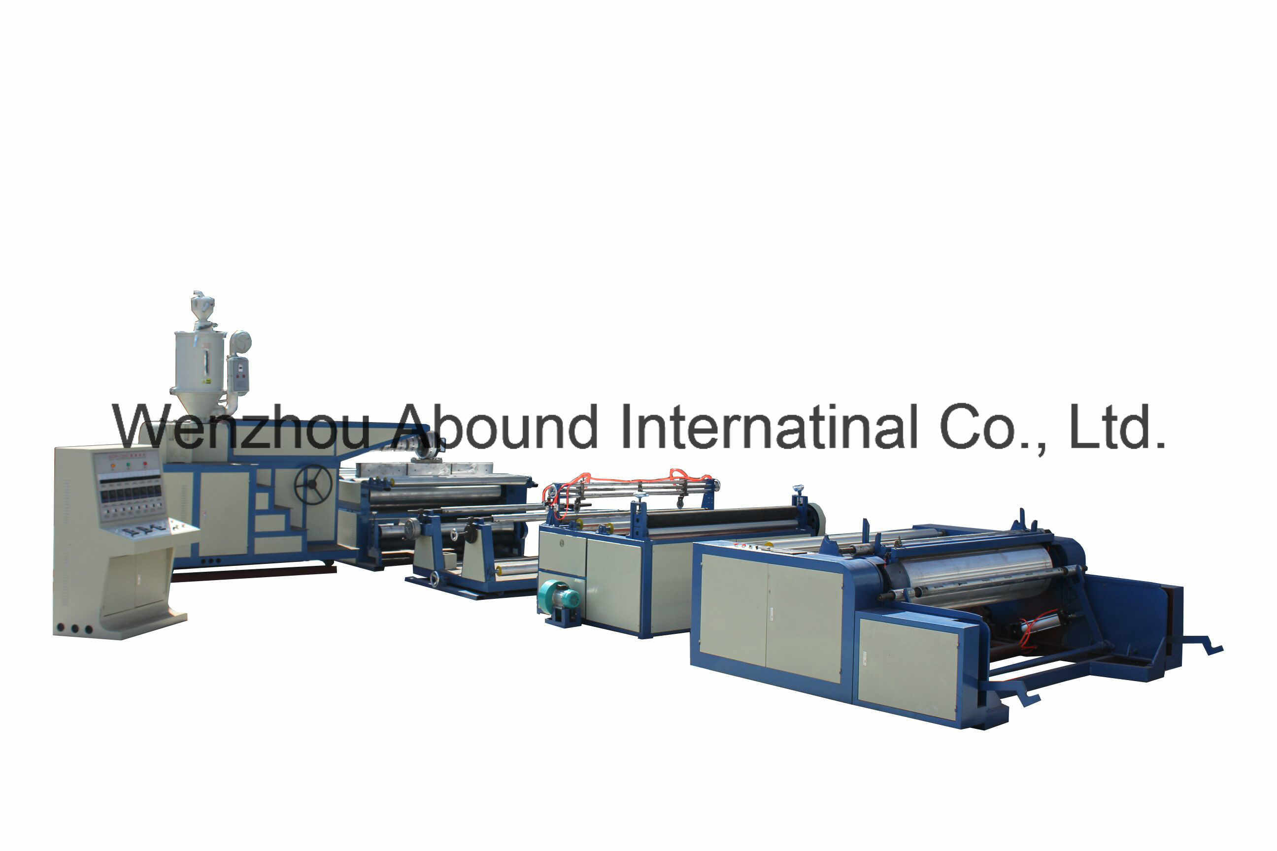 Plastic Lamination Machine for Non Woven & PP Fabric