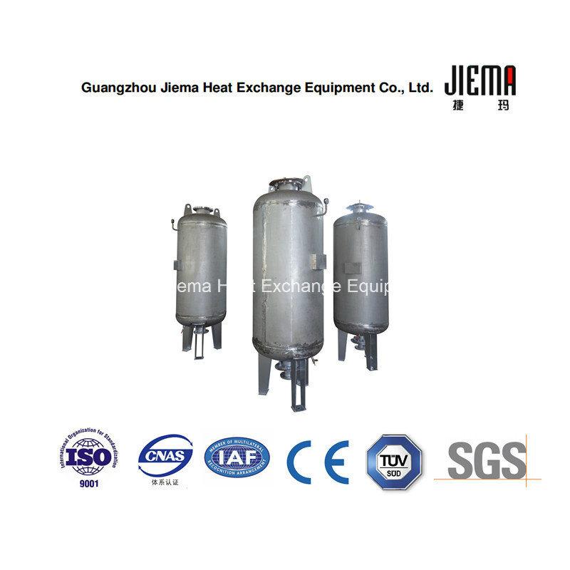 Stainless Steel Diaphragm Pressure Tank Pressure Vessel