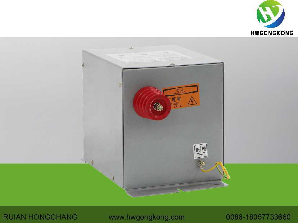 Dry Type Static Eliminator ESD for Printing Machine or Bag Making Machine or Blower (HW-II 15 15KW)