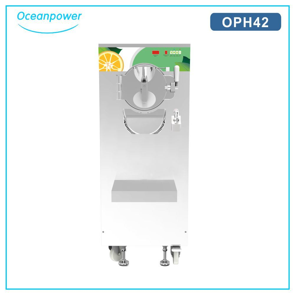 Gelato Ice Cream Making Machine (Oceanpower OPH42)