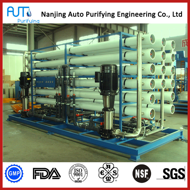 Seawater Desalination Plant Water Filter Reverse Osmosis Systems