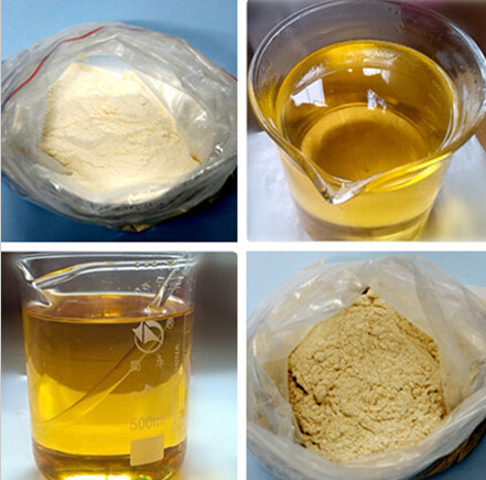 99.6% Purity Steroid Raw Powder Trenbolone Acetate