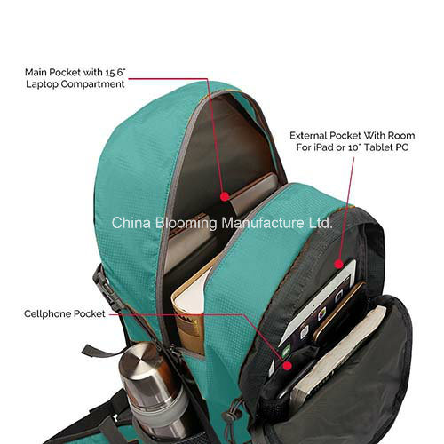 Waterproof Outdoor Sports Climbing Trekking Travelling Pack Hiking Backpack