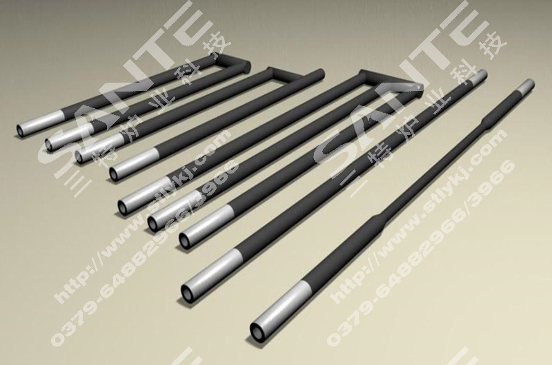 Silicon Carbide Heating Element Sic Rod for Muffle Furnace