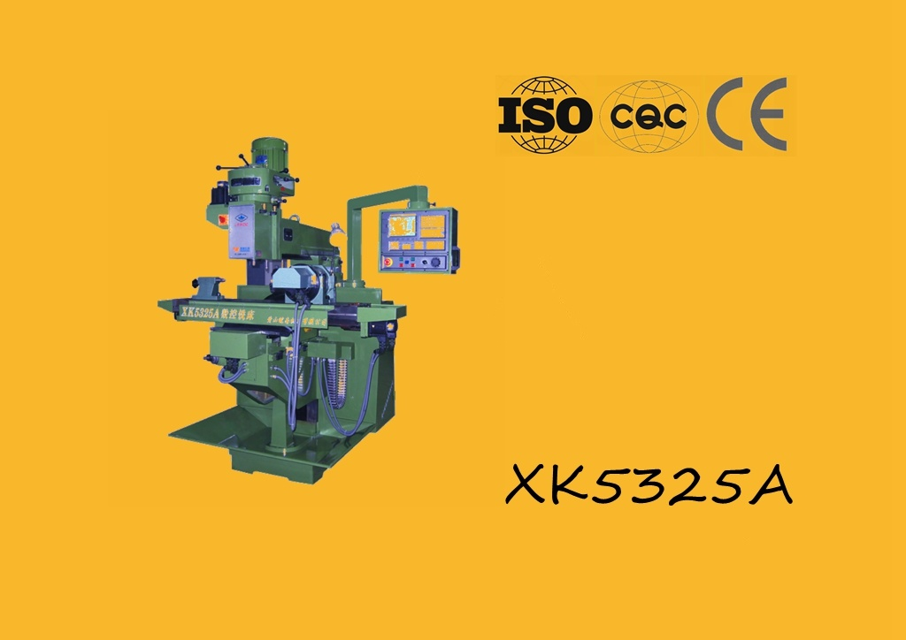 Xk5325A Knee Type CNC Milling Machine