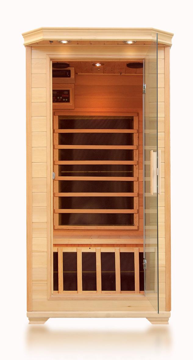 One Person Far Infrared Sauna Room