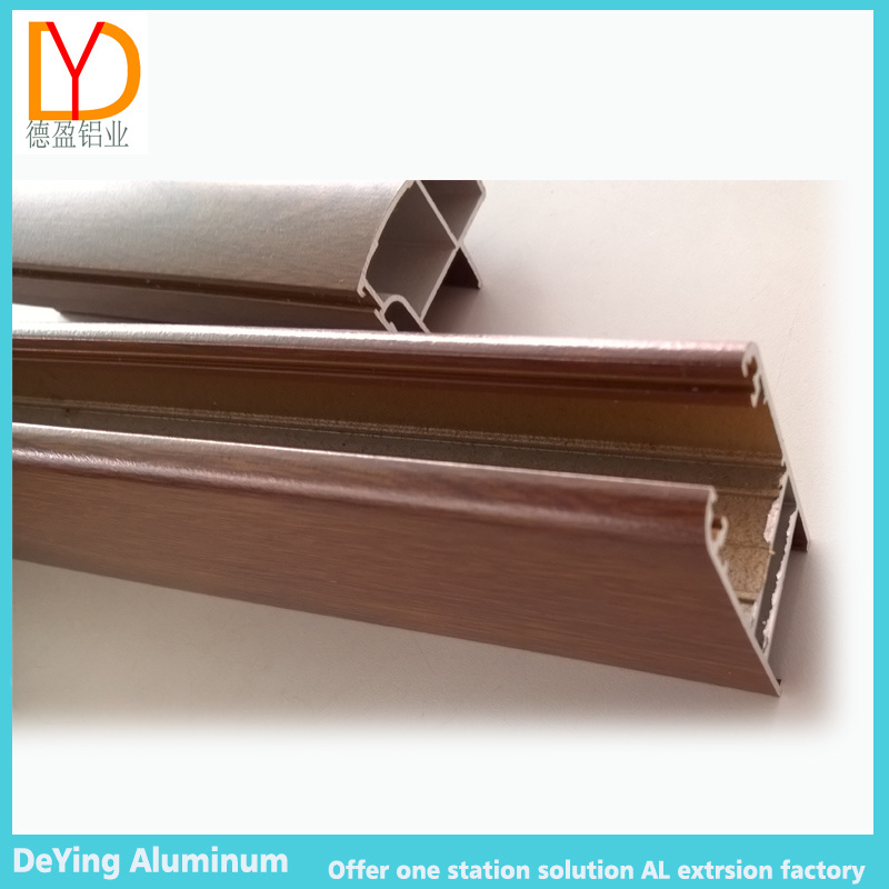 Aluminum Profle/ Aluminium Profile Extrusion with Excellence Surface Treatmeat