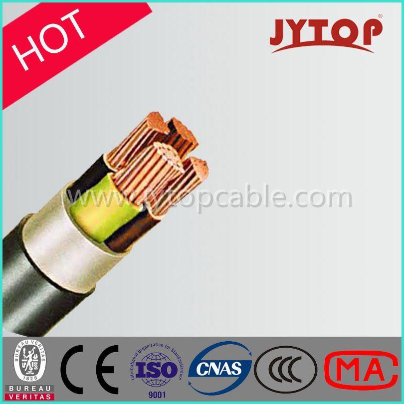 0.6/1kv 4 Core/Multicore Cable, XLPE Insulation Copper Cable