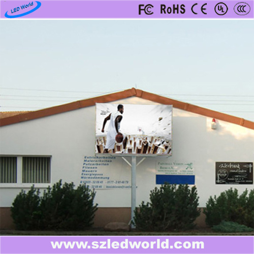 Outdoor/Indoor High Brightness Full Color Fixed Screen LED Display Panel for Video Wall Advertising (P6, P8, P10, P16)