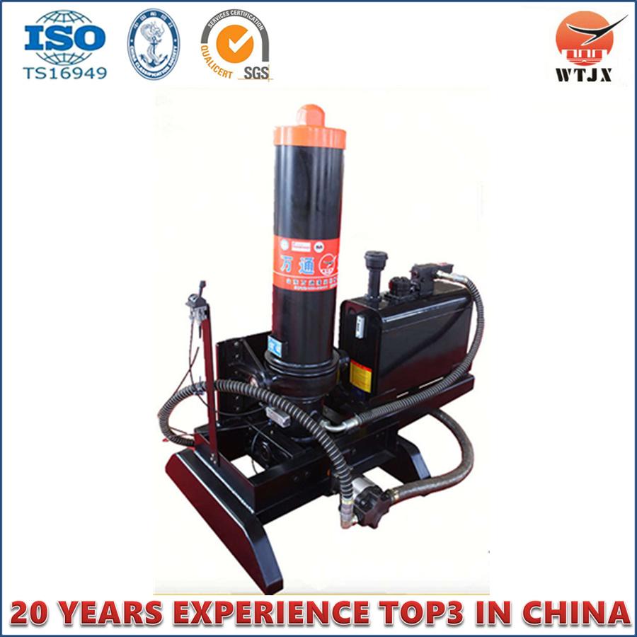 Standard Hydraulic Cylinder for Self-Discharging System