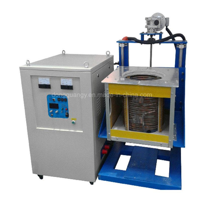 IGBT Portable Induction Melting Furnace Melting 1~200kg Metal