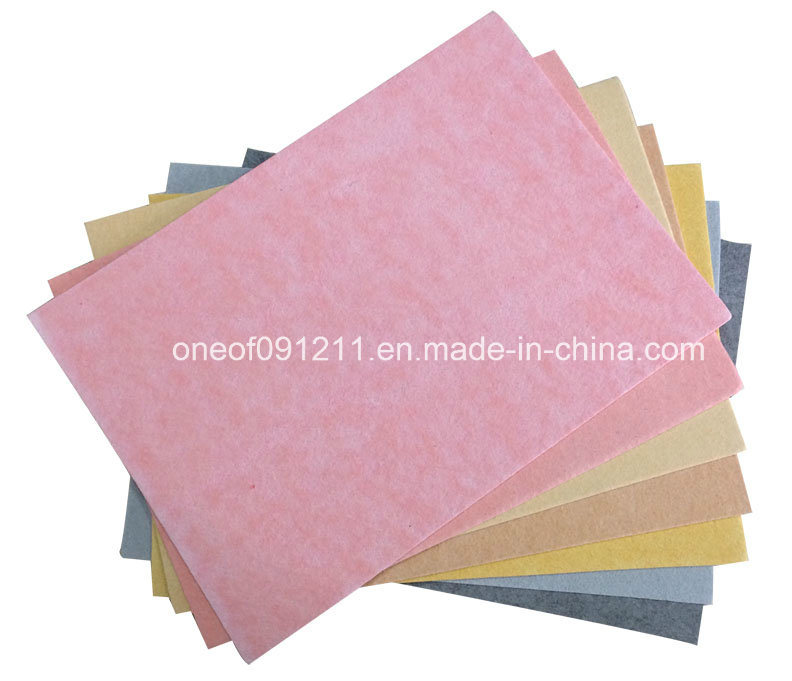 1.5mm Shoe Material Nonwoven Insole Board