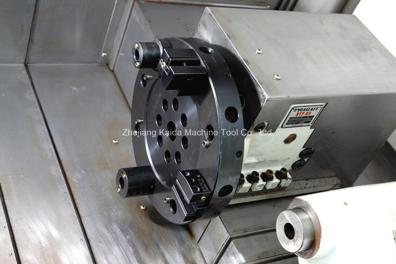 Professional Slant Bed Turning Center Lathe Machine CNC Kdcl-10