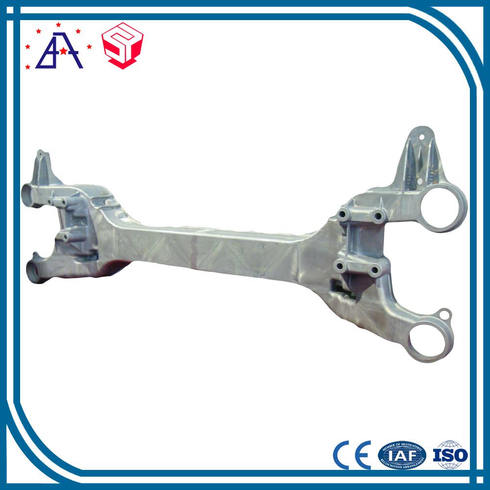 High Precision OEM Custom Die Casting Aluminum Parts for LED Base (SYD0013)
