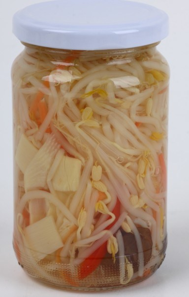 Canned Soybean Sprout/Marinated Mung Bean Sprout