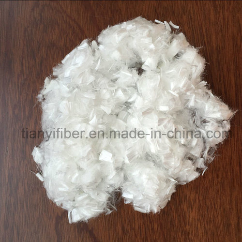 Textile Fiber Water Soluble Polyvinyl Alcohol Fiber 20/60deg. C Used in The Yarn