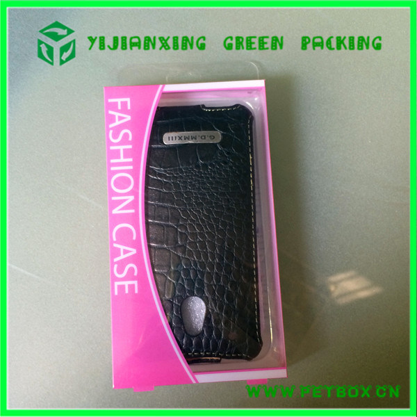 Mobile Phone Accessories Plastic Packaging Box