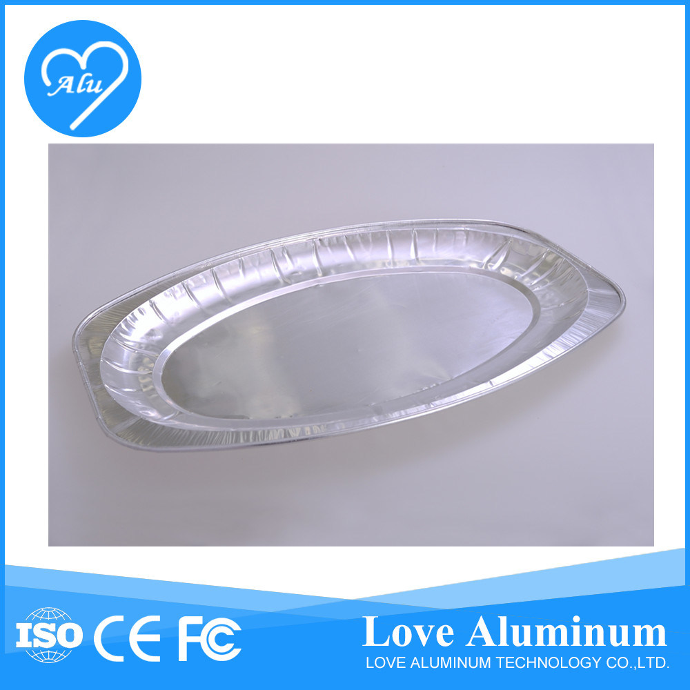Catering Aluminium Foil Tray for Food