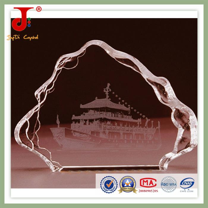 Blank Crystal 3D Laser Series (JD-CB-310)