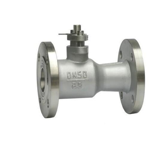 Qj41m/F Ultra High Temperature Ball Valve
