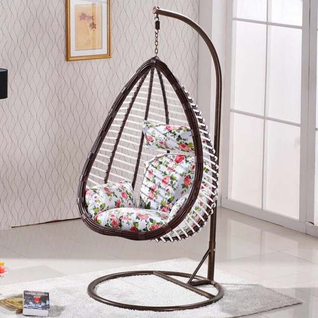 Elegant Design Leisure Furniture Wicker Garden Egg Chair