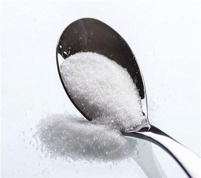 White Crystals Ammonium Dihydrogen Phosphate