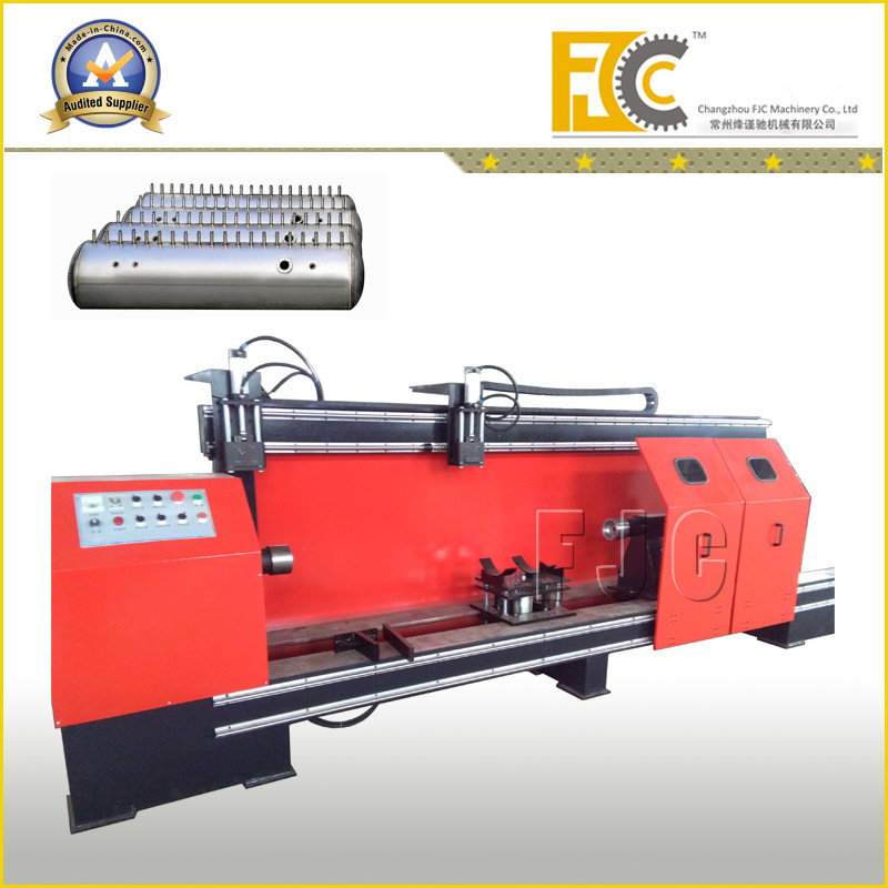 Solar Water Heat Pressurized Inner Tank Round Welding Machine