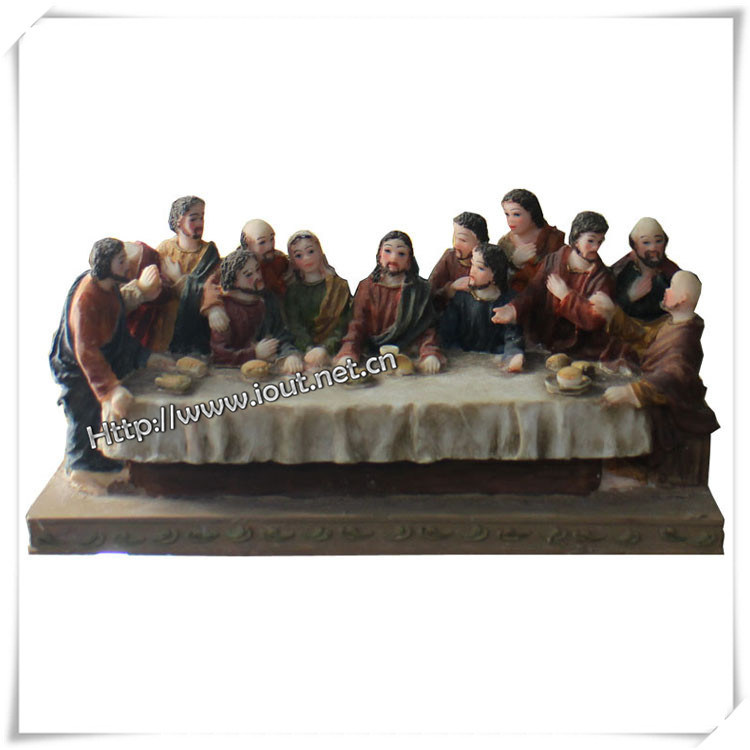 Resin Nativity Set Catholic Religious Statues (IO-ca028)