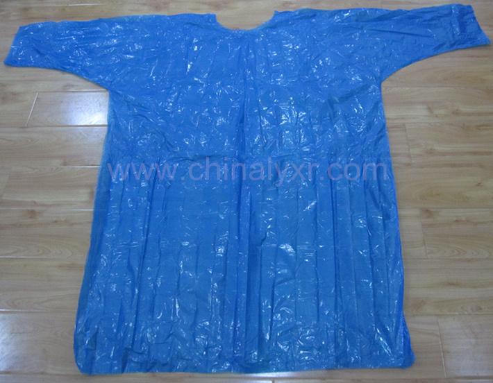 Emergency Disposable Rain Poncho (LY-poncho)