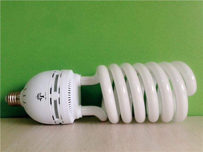 U Shape/Half Spiral/Full Spiral/Lotus 3000h-8000h Energy Saving Lamp, CFL Raw Material