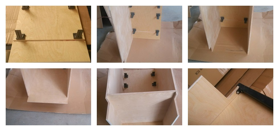 Oak Natural Wood Veneer Kitchen Cabinetry Manufacturer in Xiamen, China