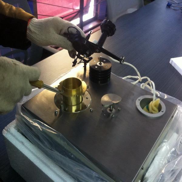 Gd-261-1 ASTM D93 Diesel Pensky-Martens Closed Cup Pmcc Flash Point Tester