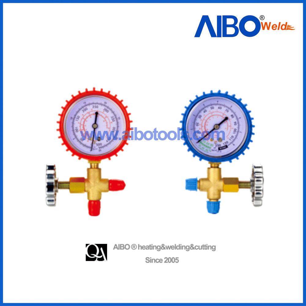 Refrigerant Pressure Gauge, Manifold Pressure Gauge (5H1128)