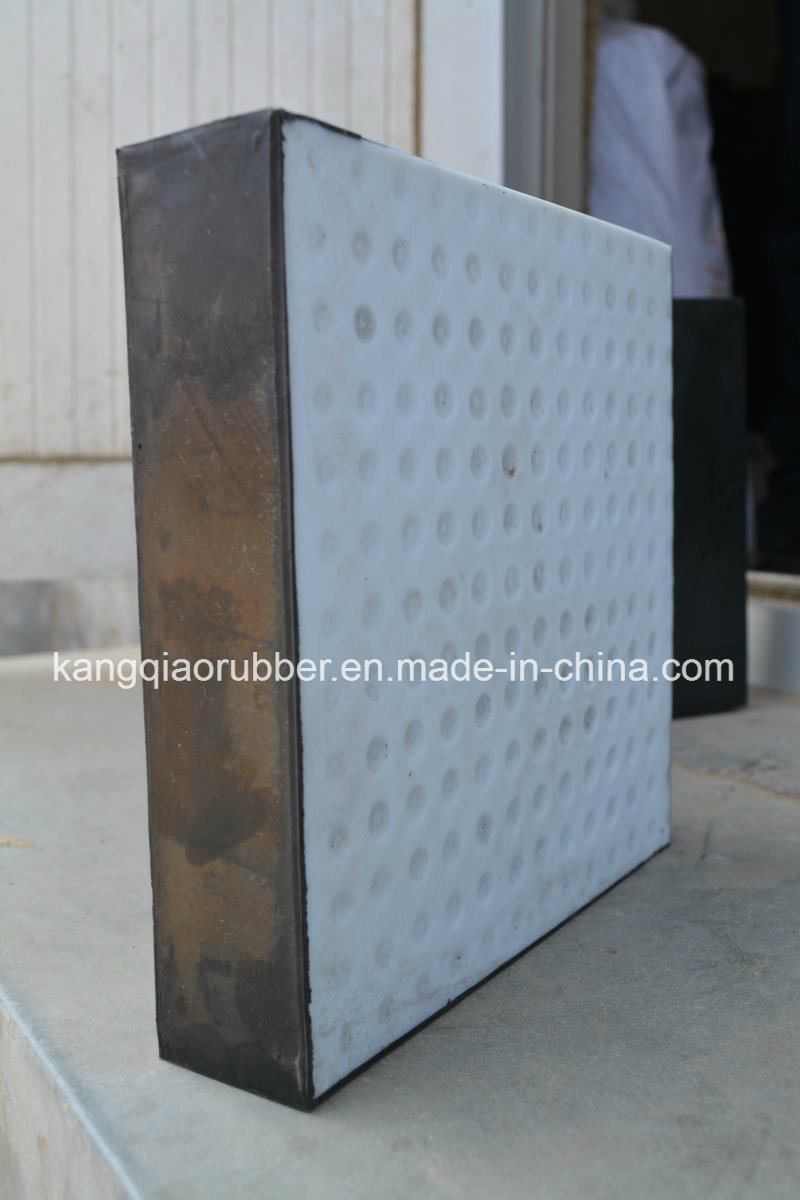 High Quality Elastomeric Bearing Pad for Bridge (Made in China)