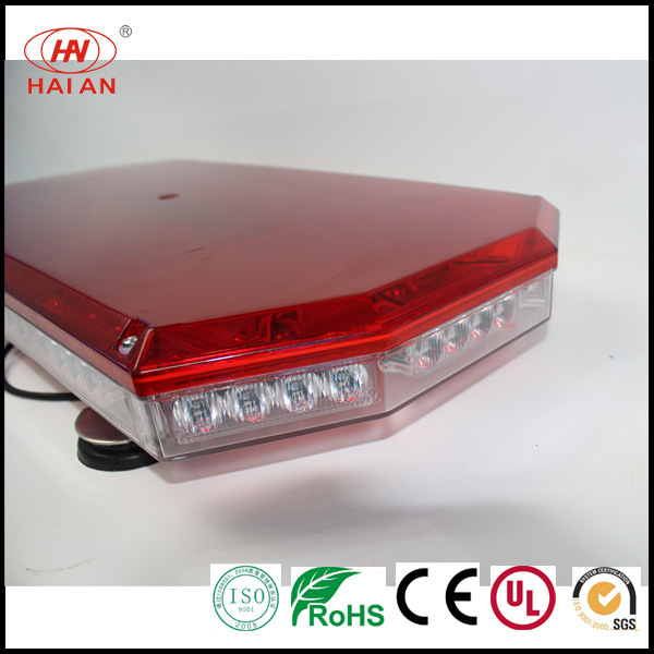 LED Portable Light Bar Emergency Cation Working Mini Light Bar with Magnets for Tow Cars