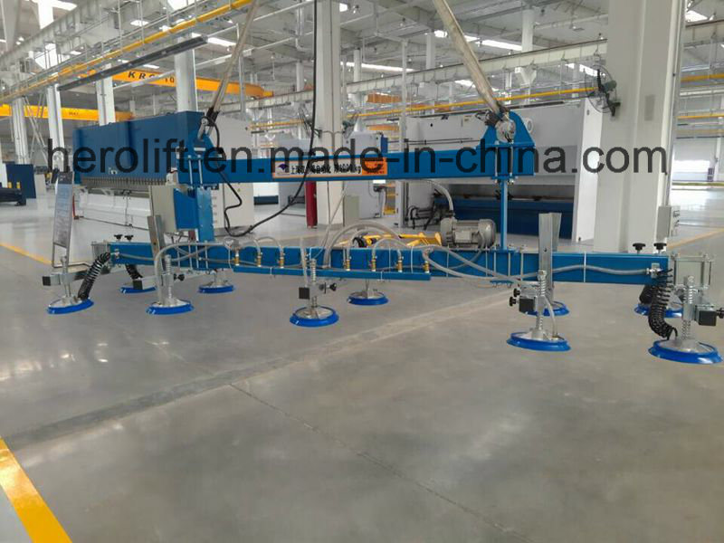 Electric Vacuum Lifter, Metal Sheet Lifter