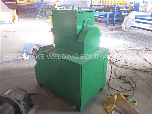 Ce Certificated Wire Steel Fiber Machine
