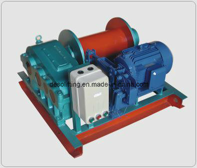 Fast Building Electric Windlass with Large Capacity