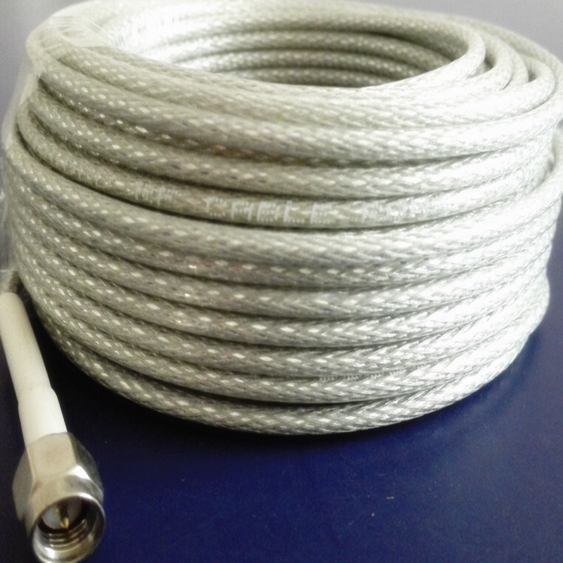 50 Ohm RF Coaxial Cable (LMR100)