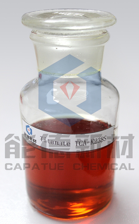 Titanate Coupling Agent Di(Dioctylpyrophosphato) Ethylene Titanate (CAS No. 65467-75-6)